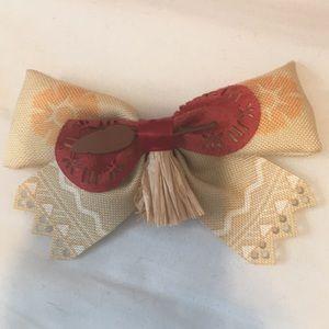 Disney Moana hair bow